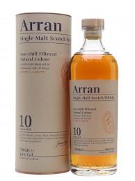 Arran 10 Year  Island Single Malt Scotch Whisky 46% 70cl