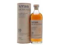 Arran 10 Year  Island Single Malt Scotch Whisky 46% 70cl