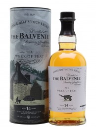 Balvenie The Week of Peat 14 Year 48.3% 70cl
