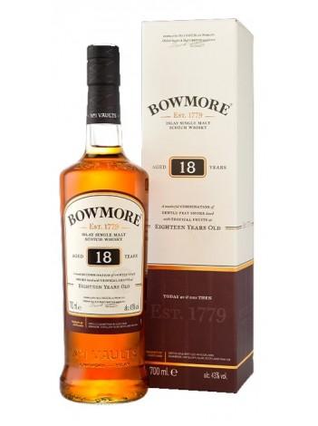 Bowmore 18 yo 43% 70cl