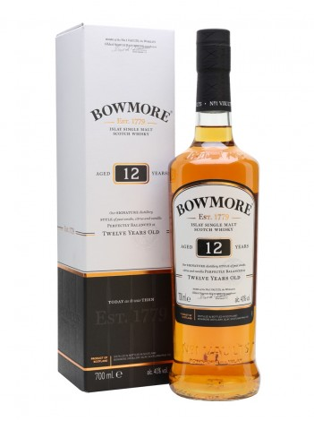 Bowmore 12 Year Old 40% 70cl