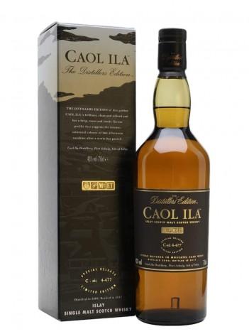 Caol Ila 2020 Distillers Edition 70cl / 43%