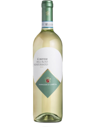 CAPETTA CORTESE DELL'ALTO MONFERRATO DOC FRANCESCO 12% 750ml