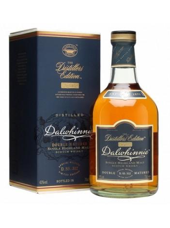 Dalwhinnie Distillers Edition 2014-2019 43% 70cl