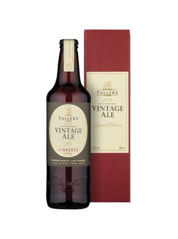 Fuller's Vintage Ale 2019 8.5% 500ml x 2 bottles