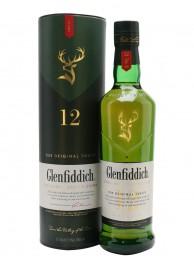 Glenfiddich 12 year 40% 70cl