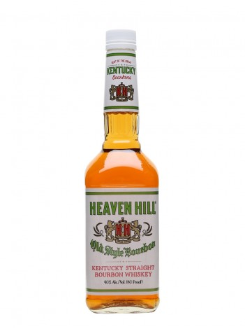 Heaven Hill  Kentucky Straight Bourbon Whiskey  40% 70cl