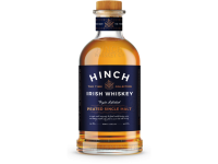 Hinch Peated Single Malt Whiskey 43% 70cl