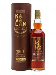 Kavalan Solist Port Cask Cask Strength 58.6% 70cl