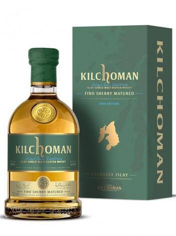 Kilchoman Fino Sherry 2020 Limited Edition 46% 70cl