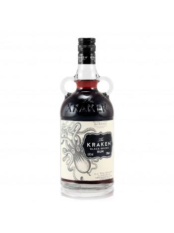Kraken Black Spiced Rum 40% 70cl
