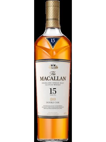 The Macallan 15 Year Double Cask Single Malt  43% / 70cl
