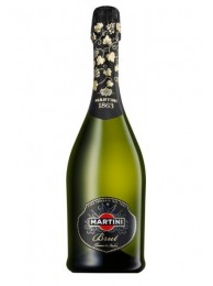 Martini Brut Sparkling 11.5% 750ml (free Martini alcohol free Dolce Sparkling 750ml)