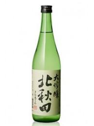 北秋田 純米大吟釀 15% 72cl