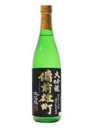 浜福鶴 備前雄町 大吟釀 15% 72cl