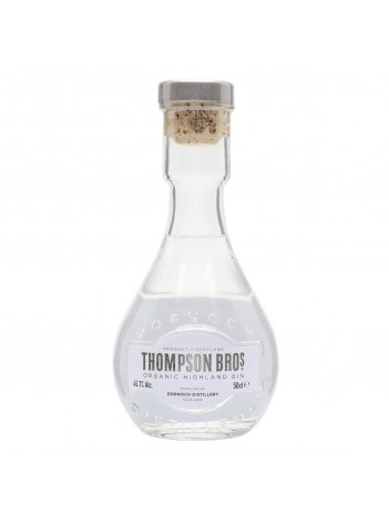 Thompson Bros Organic Highland Gin 45.7% 500ml