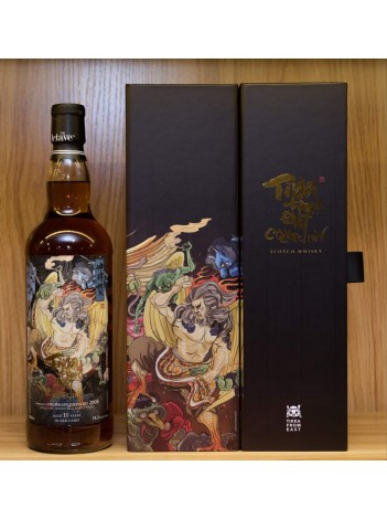 Tik Ka From East Collection - Drumblade 2008 11年 54.2% 700ml