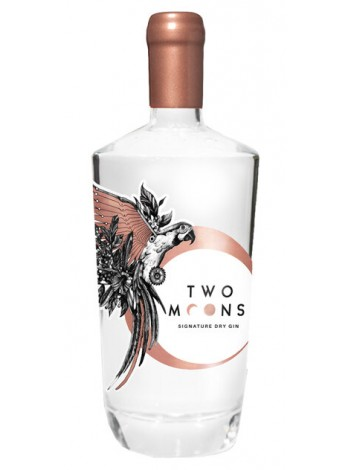 Two Moon SIGNATURE DRY GIN 45% 700ml